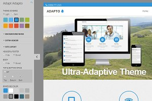 Adapto | Customizable Multipurpose