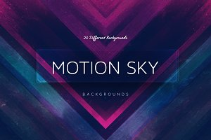 Motion SKY | Grunge Style V/A