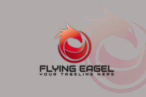 Eagel Logo Template