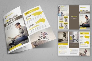 The Creative Brochure - Trifold