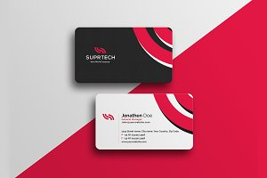 Corporate Business Card #18