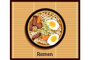 Japanese Ramen Concept