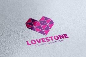 Love Stone Logo