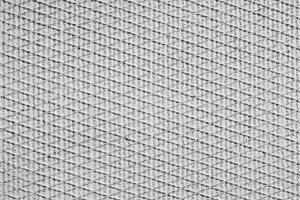 Diagonal lines in fabric