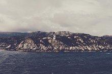 Norwegian Coastline in Summer