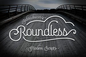 Roundless Script