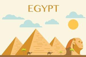 Egypt pyramid, tourism, desert