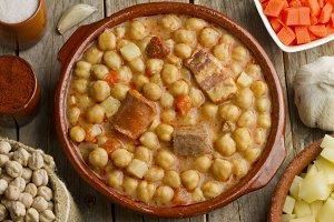 Spanish Cocido