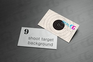 shoot target background