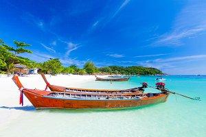 Beautiful Lipe island