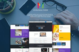 Materialize: MultiPurpose Theme