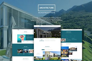 Architecture: Business OnePage Theme