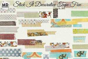 Washi Tape Patterns