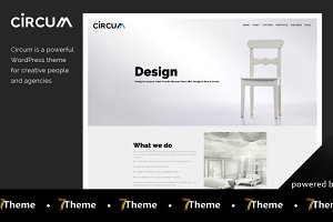 Circum - Creative Agency Theme