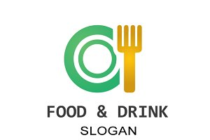 Food & Drink Logo Template