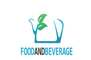 Food and Beverage Logo Template