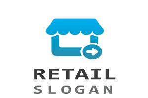 Retail Logo Template