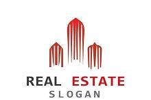 Real Estate 2 Logo Template