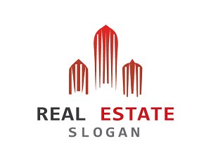 Real Estate 2 Logo Template
