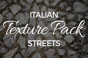 Italian Texture Pack - Streets