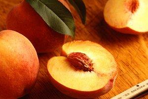 Peach Sliced