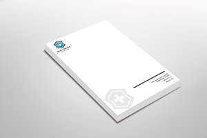 Cleana Letterhead Template