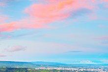 Tbilisi overview, Georgia
