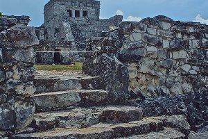 Tulum Sacrificial Steps