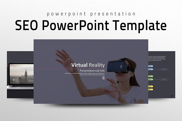 Virtual reality ppt presentation templates creative market virtual reality ppt presentations toneelgroepblik Images