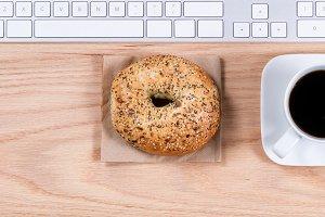 Morning Meal on Desktop