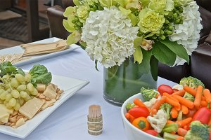 Fundraiser Hors d'Oeuvres