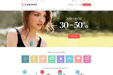 Fashionist Responsive OpenCart Theme by Giao Trinh in OpenCart