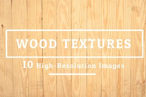10 Wood Texture Background Set 006