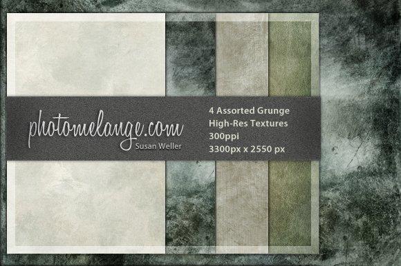 PhotoMelange Grunge Textures