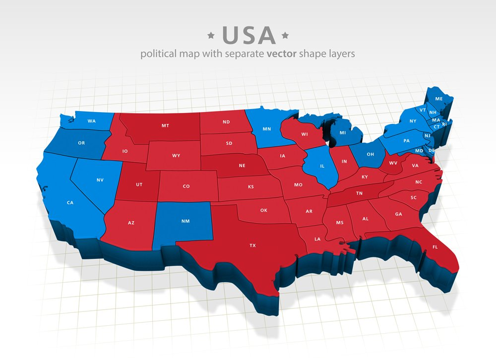 US Political Map on geographical map of the us, geological map of the us, electoral map of the us, religious map of the us, social map of the us, commodities map of the us, demographic map of the us, diplomatic map of the us, national map of the us, military map of the us, logistical map of the us, political map of the us, economic map of the us, racial map of the us, cultural map of the us, environmental map of the us, language map of the us, ecological map of the us, environment map of the us, geologic map of the us,