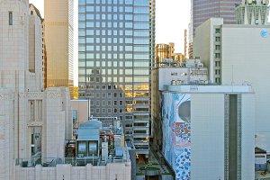 LA Tower Shadows 1