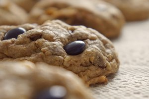 Blue Chip Cookies