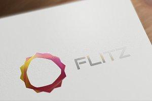 FLITZ - MEDIA LOGO TEMPLATES