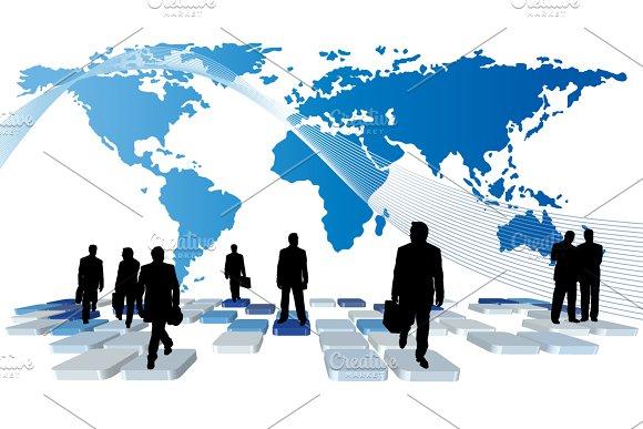 Global business design