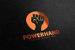 Power Hand Logo