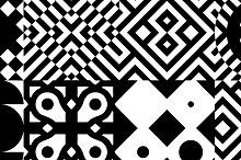Tinkuy Patterns by  in Fonts