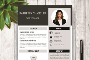 Professionally designed Resume