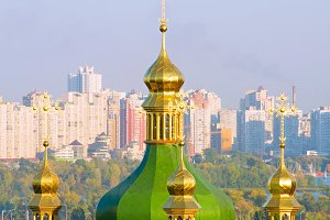 Kiev church dome