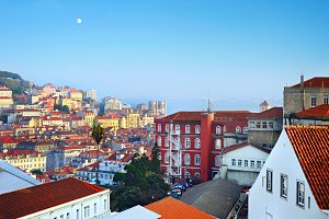 Lisbon traditional architecture