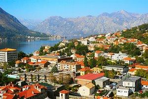 Kotor skyline, Montenegro