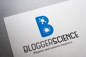 Logo Blogger Science