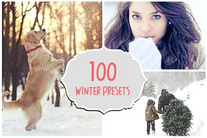 Winter Breeze Lightroom Presets