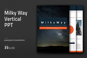Milky Way Vertical PPT