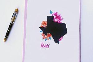 InstaPix-Texas Girl