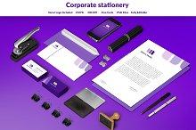 Source Media - Stationery & Branding